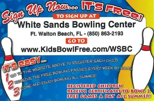 Bowling Alley Fort Walton Beach, FL