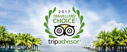 2017 tripadvisor traveller's choice