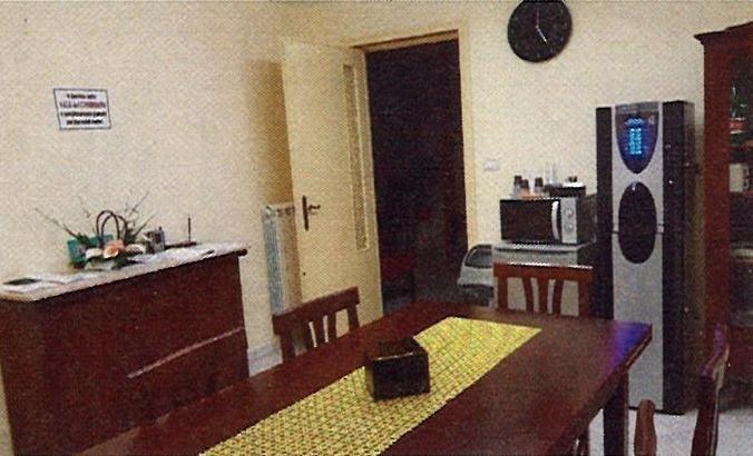 sala del commiato