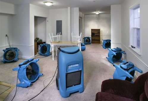 water storm damage and remediation Miami