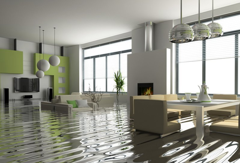 water damage and restoration Miami