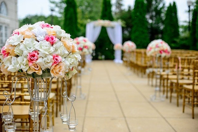 Most Popular Wedding Flowers