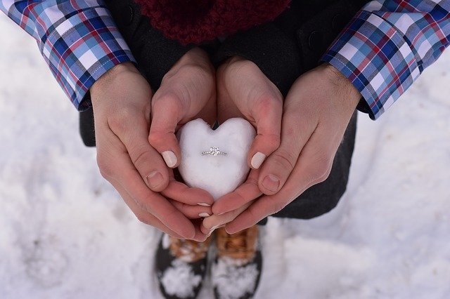 Top Five Ideas for Christmas Proposals