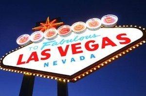 Las Vegas Nevada Welcome Sign