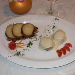 Filetto di maiale con fonduta al castelmagno