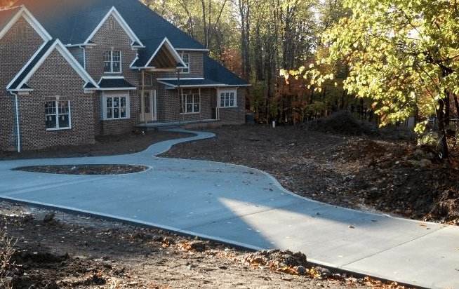 Driveway design and installation