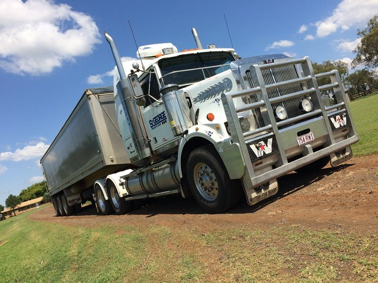 Heavy freight vehicles