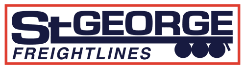 St George Freightlines Logo