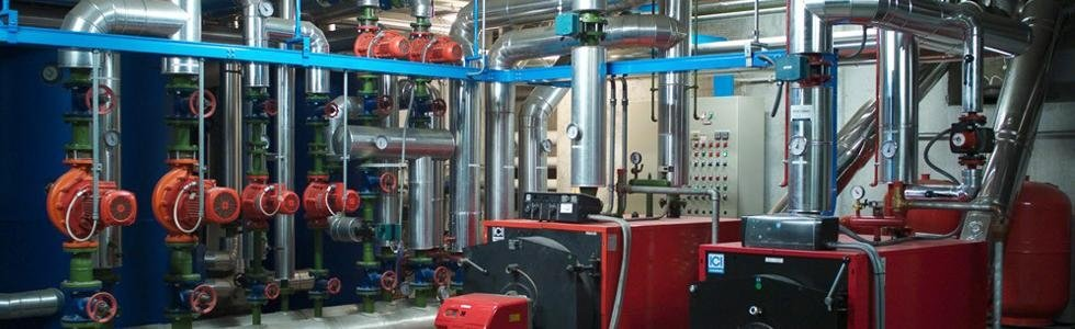 impianti idraulici industriali