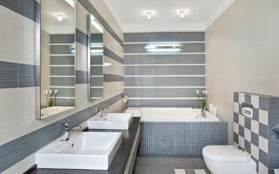progettazione impianto bagno