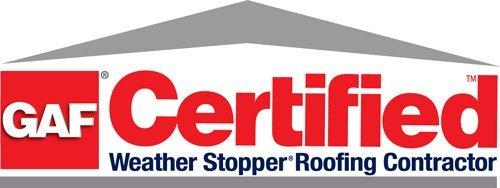 GAF Certified roofer