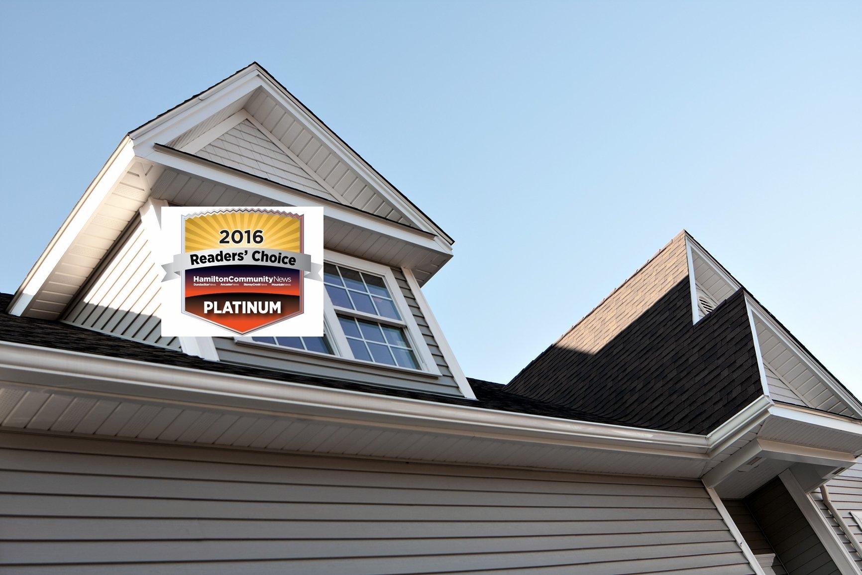 Reader's Choice Roofer