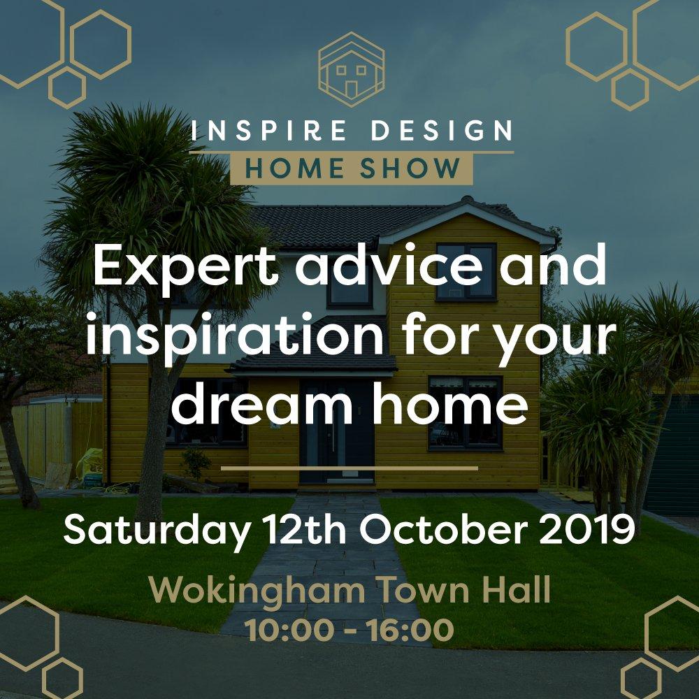 Inspire Design Home Show, Wokingham