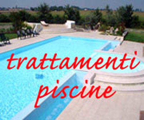 trattamenti piscine