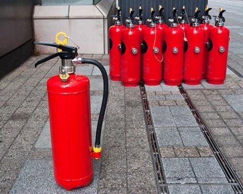 assistenza antincendio per manifestazioni