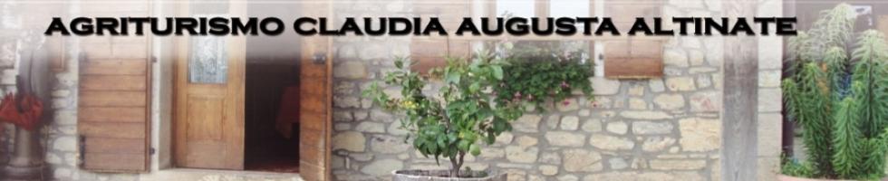 AGRITURISMO CLAUDIA AUGUSTA ALTINATE