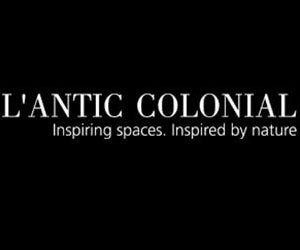 logo l'Antic Colonial, inspiring spaces inspiring by nature