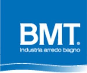 logo BMT Industria Arredo Bagno