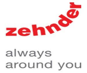 logo Zehnder always around you