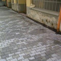 Realizzazione di pavimentazioni in masselli autobloccanti