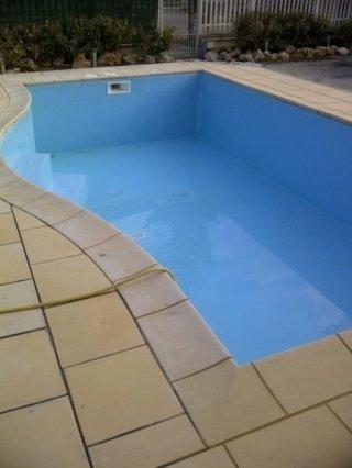 Realizzazione di piscina