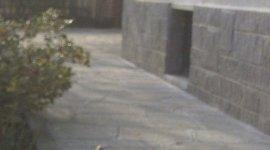 Rifacimento marciapiede perimetrale