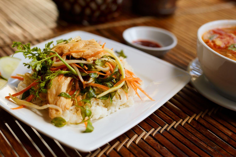 Thai cuisine dish in Anchorage, AK