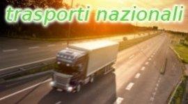 trasporti in tutta Italia, trasporto merce sfusa, trasporto merce imballata, trasporto da e per porti