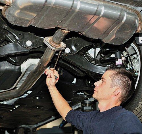 Emission Repair New Haven, CT & Woodbridge, CT