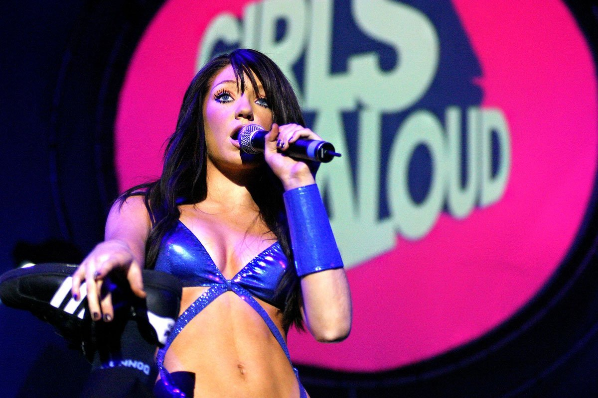 Girls Aloud 7th May 2005 www.leapimages.co.uk