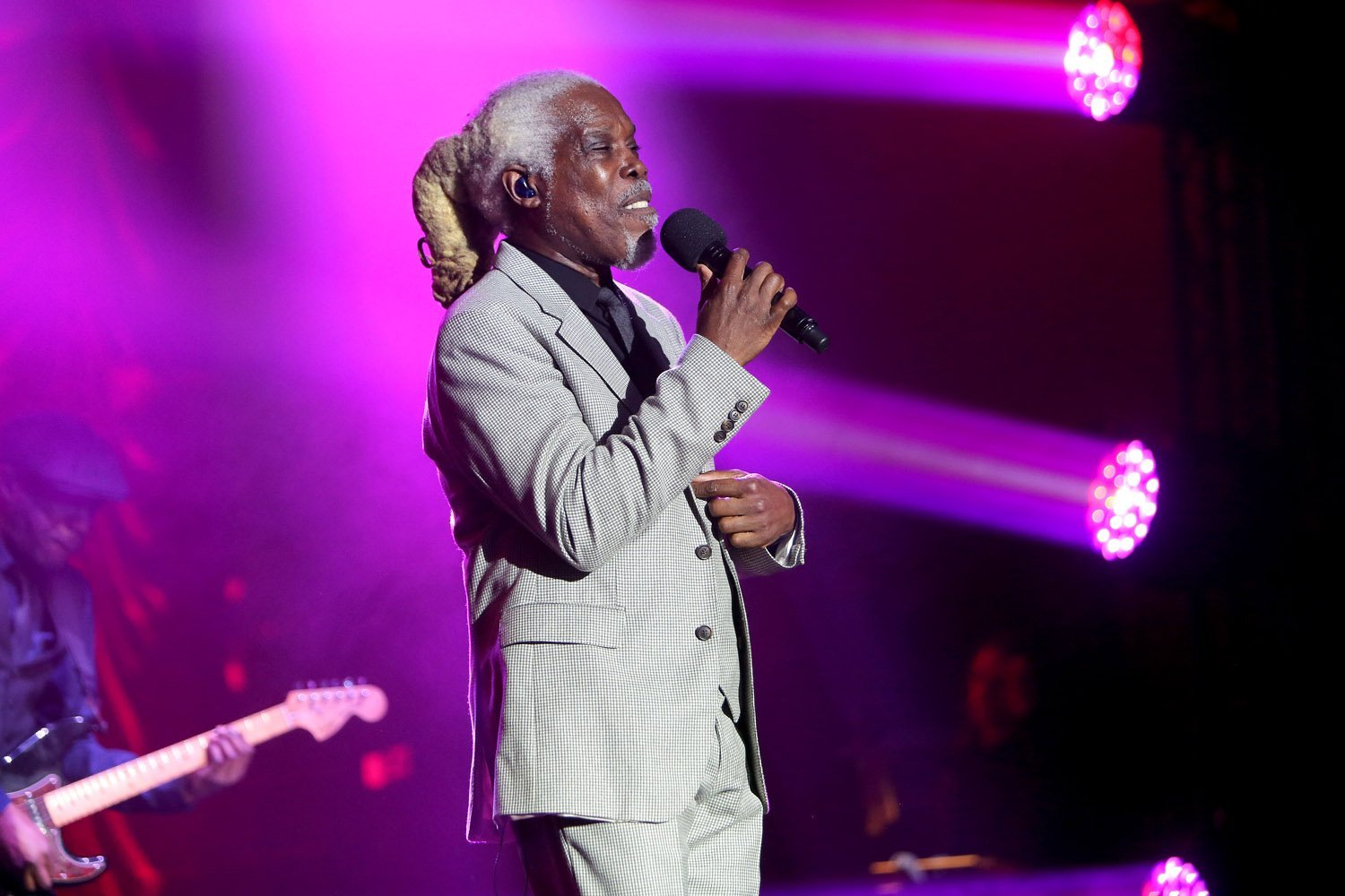 Billy Ocean @ Plymouth Pavilions 29th March 2017 - www.leapimages.co.uk
