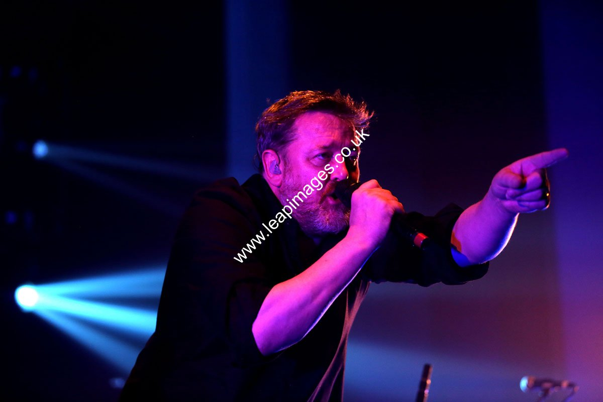 Elbow @ Plymouth Pavilions 9th March 2017 - www.leapimages.co.uk