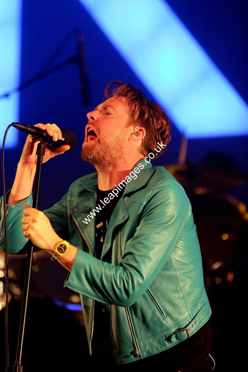 Kaiser Chiefs @ Plymouth Pavilions 27th February 2017 - www.leapimages.co.uk