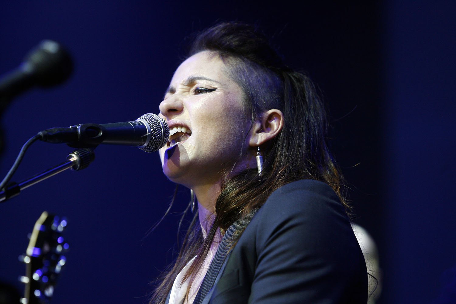 KT Tunstall @ Plymouth Pavilions 14th December 2012 - www.leapimages.co.uk