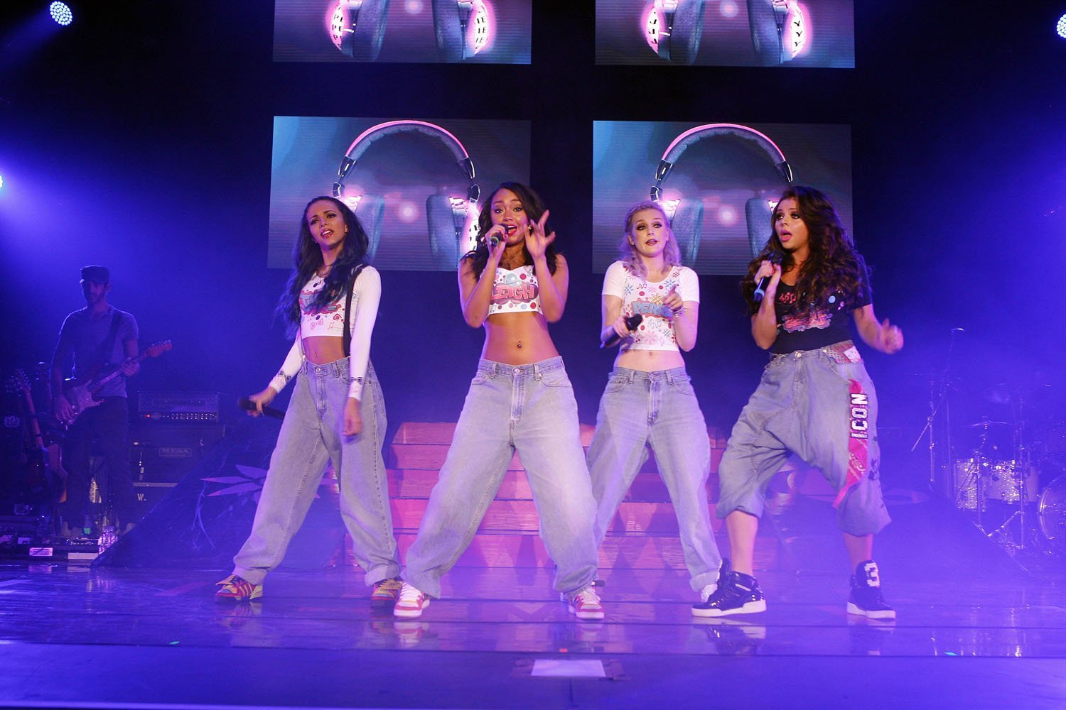 Little Mix @ Plymouth Pavilions 11th February 2013 - www.leapimages.co.uk