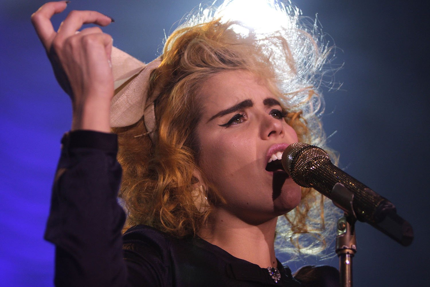 Paloma Faith @ Plymouth Pavilions 15th February 2013 - www.leapimages.co.uk