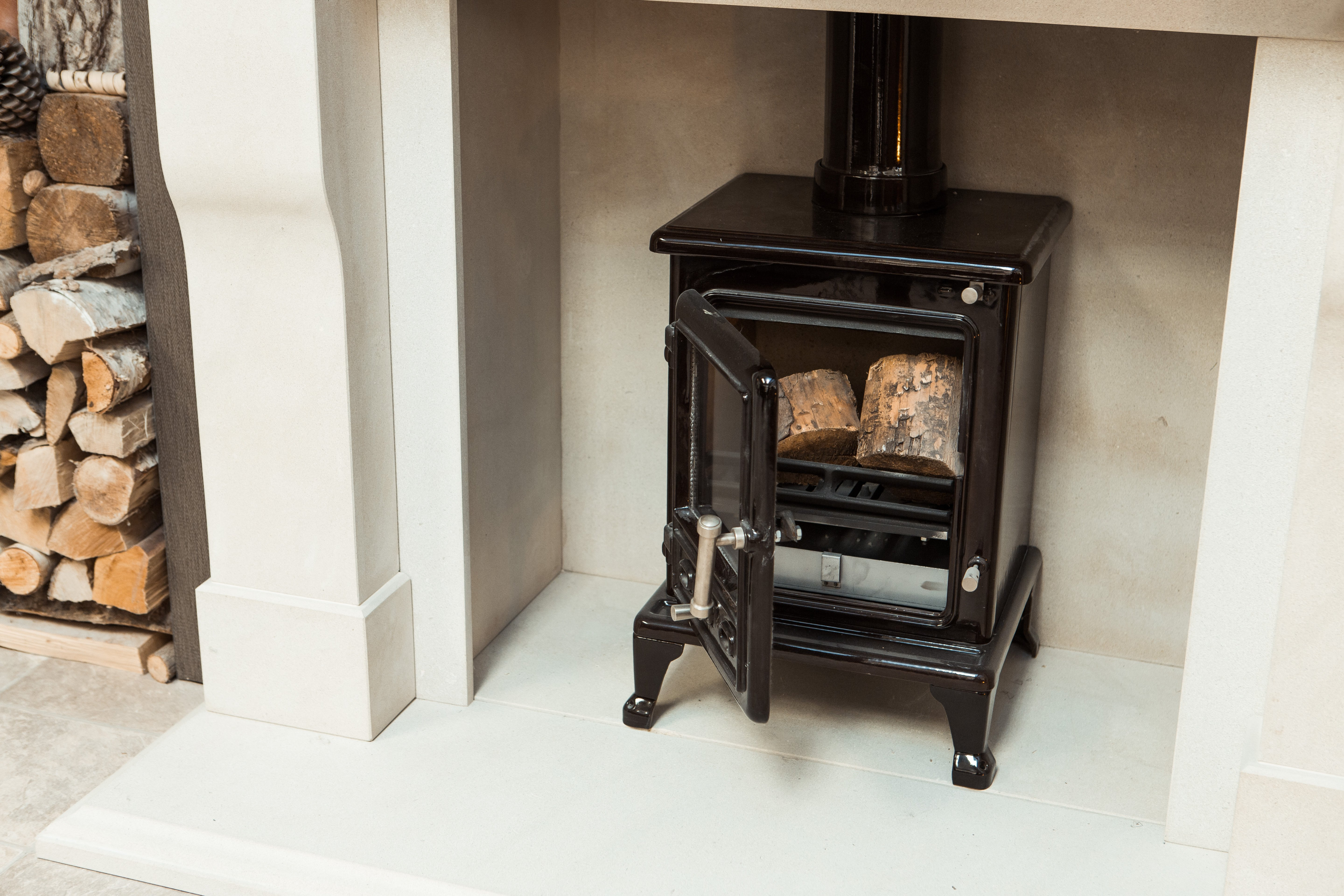 limestone fireplaces britain findley house