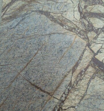 Rainforest Brown natural marble