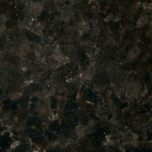 leather Angolan black granite