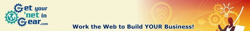 Get Your Net in Gear - Work the Web to Build Your Business
