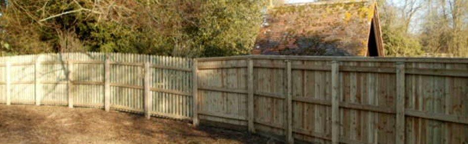 Overlap fencing