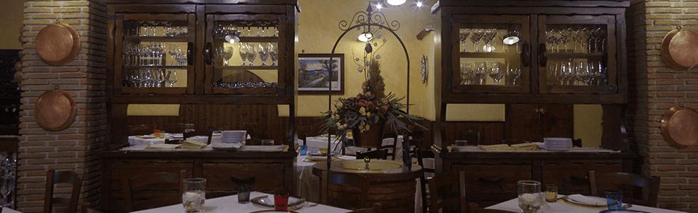 ambiente accogliete ristorante