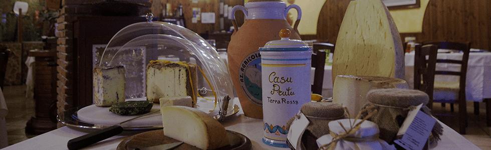 degustazioni e formaggi tipici