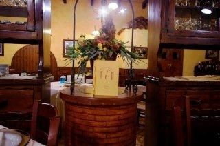 ristorante con ambiente accogliente
