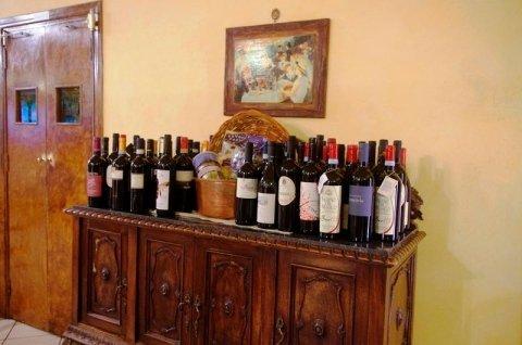 vino selezionato