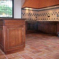 cucina, legno massello