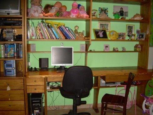 scrivania camera