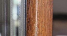 finestre, legno, su misura