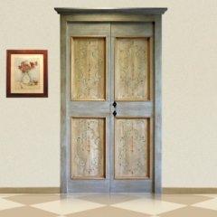 porta, legno, interno
