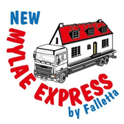 TRASLOCHI NEW MYLAE EXPRESS - PRONTO INTERVENTO - LOGO